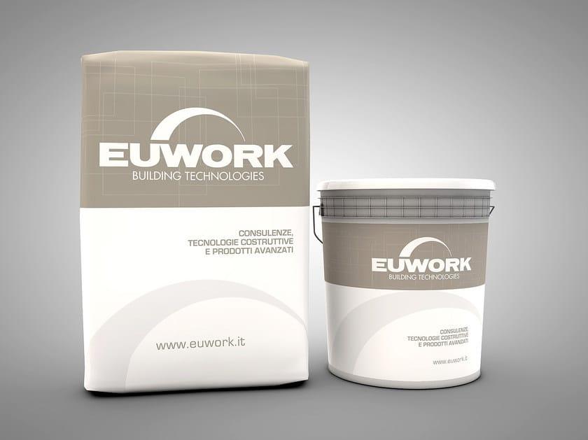 Fibre reinforced mortar KEYGROUT FLUID by Euwork