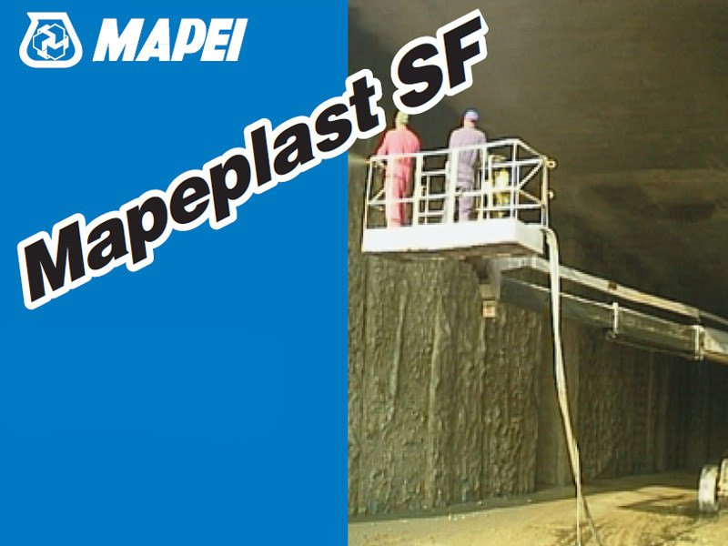 Additive for cement and concrete MAPEPLAST SF by MAPEI
