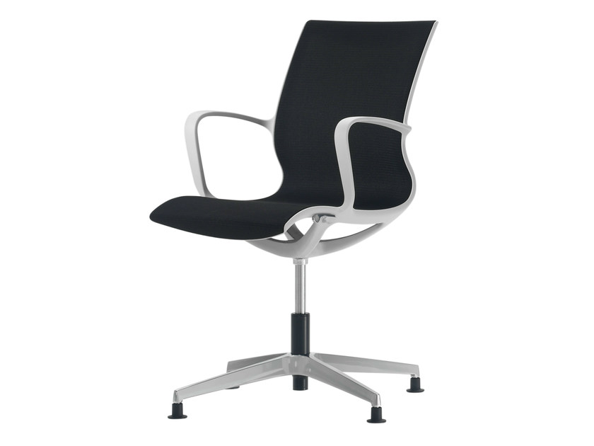 Ergonomic task chair with 4-Spoke base with armrests ZERO | Task chair by Inclass Mobles