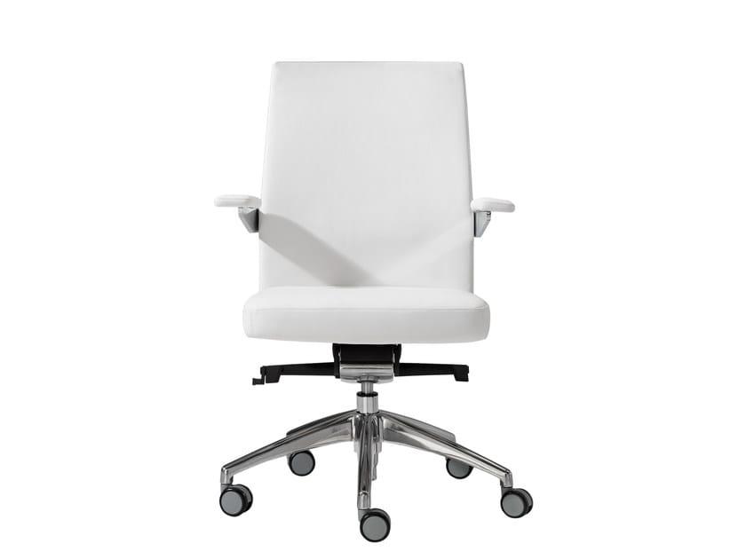 Medium back executive chair ICON | Medium back executive chair by Inclass Mobles