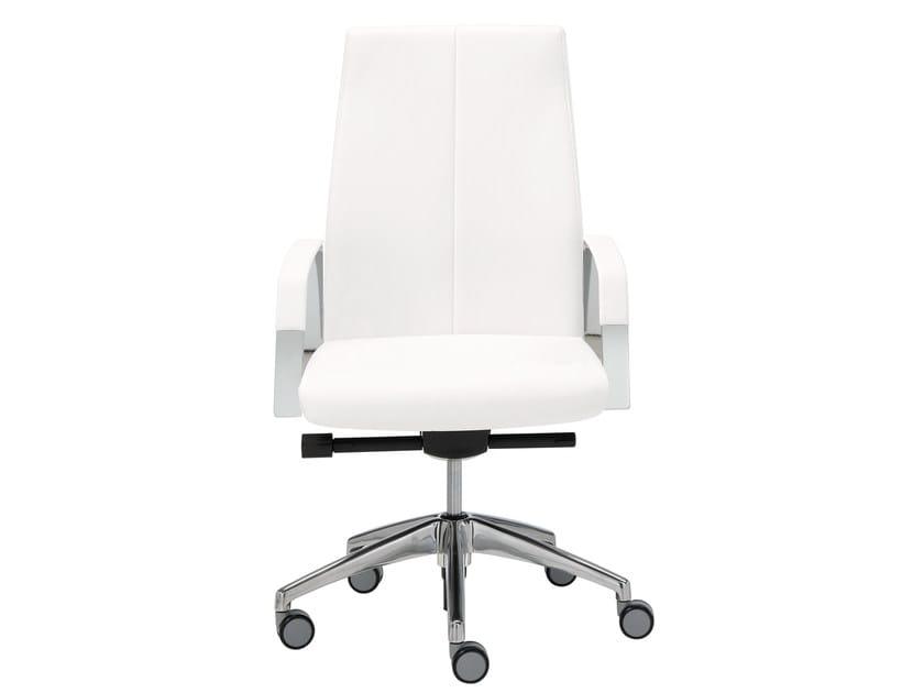 Medium back executive chair ICON X2 | Medium back executive chair by Inclass Mobles