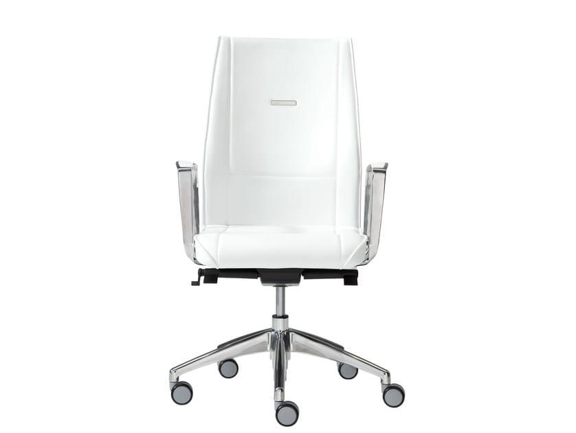 Medium back executive chair ZEN XT PLUS   Medium back executive chair by Inclass Mobles