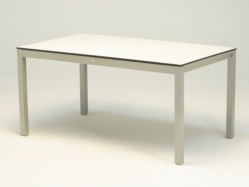 Extending rectangular garden table ADRIA | Extending table by FISCHER MÖBEL