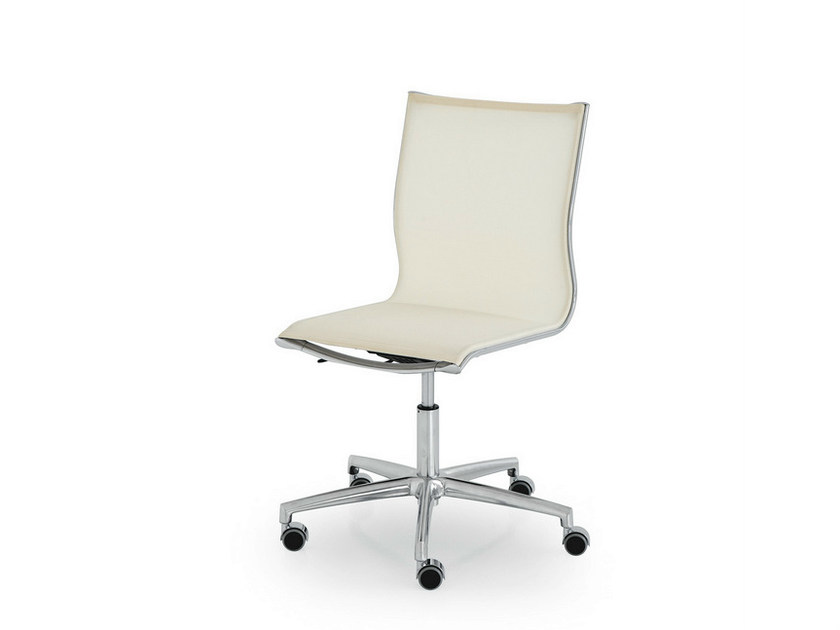 Swivel task chair with casters ELLE EXECUTIVE | Task chair with casters by FANTONI