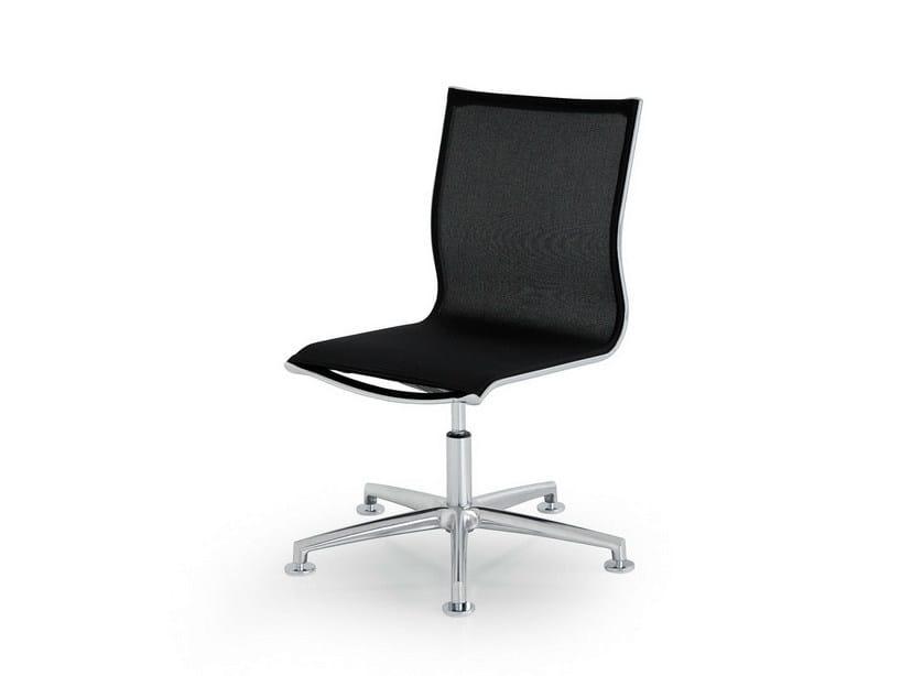 Swivel mesh task chair ELLE EXECUTIVE | Mesh task chair by FANTONI