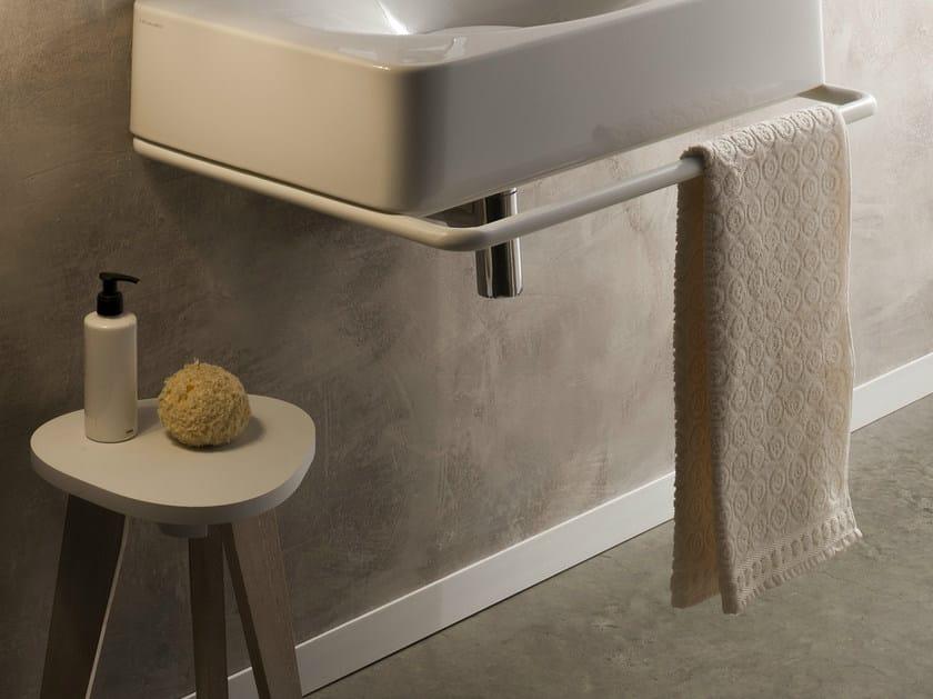 Towel rail FUJI | Towel rack by Scarabeo Ceramiche