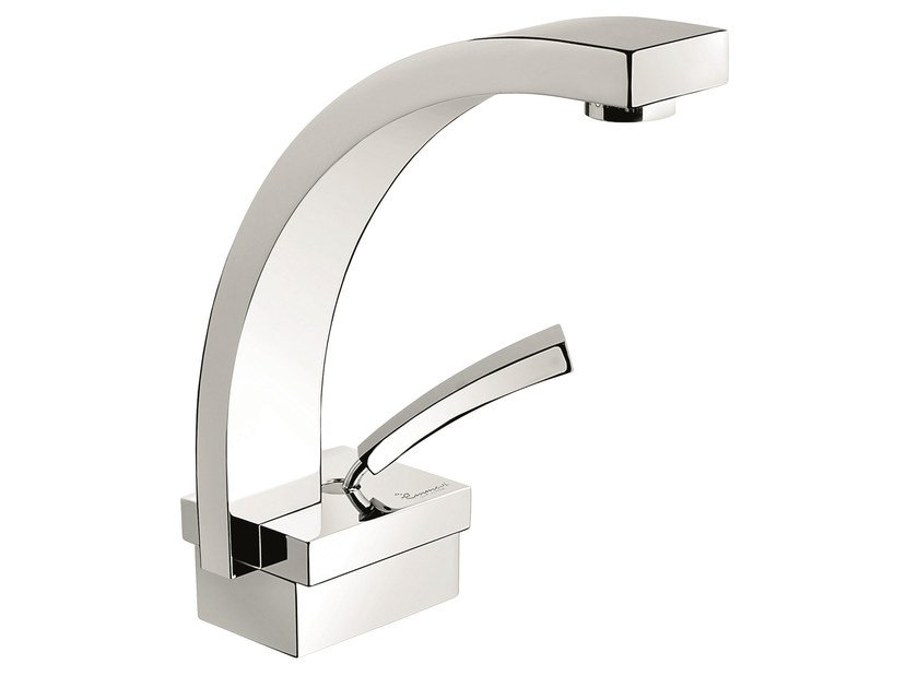 Countertop washbasin tap with diverter 42003 | Washbasin mixer by EMMEVI RUBINETTERIE