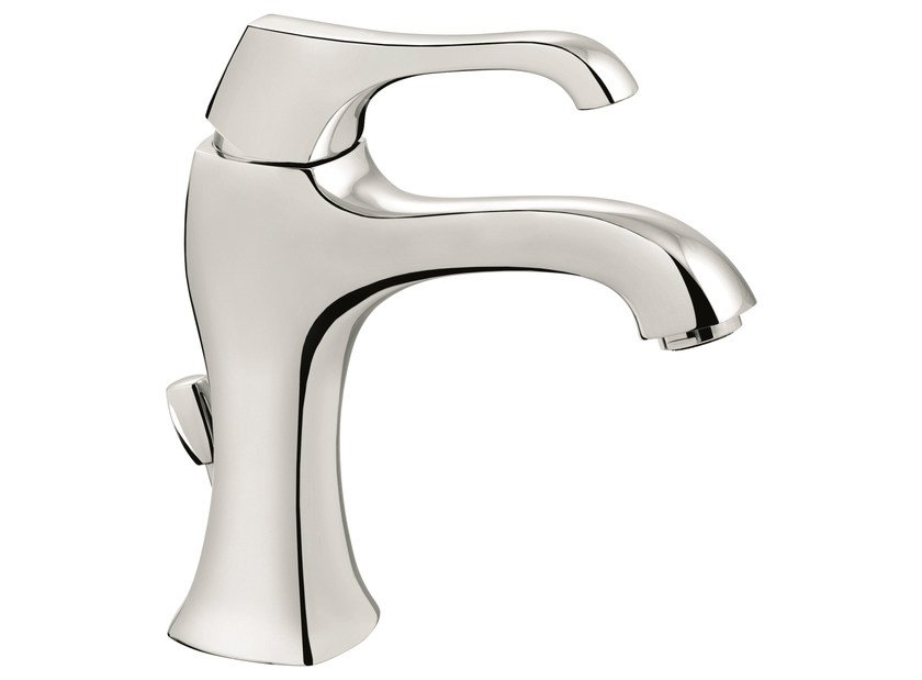Washbasin mixer with automatic pop-up waste 76003 | Washbasin mixer by EMMEVI RUBINETTERIE