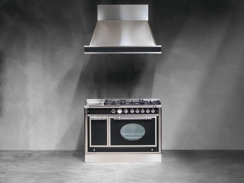 Cucina a libera installazione COUNTRY 120 ge By Corradi Cucine