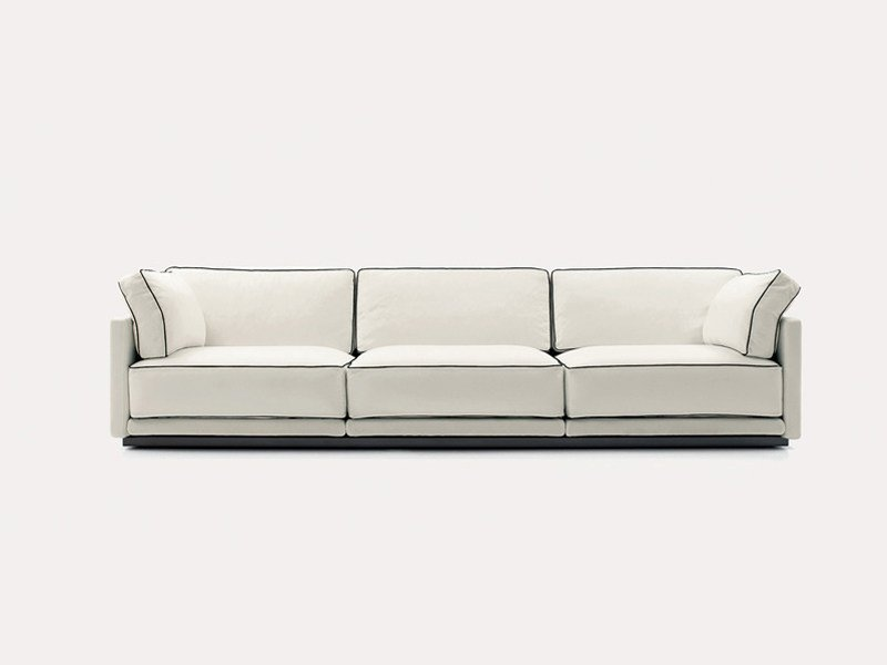 3 seater sofa AVENUE by Nube Italia