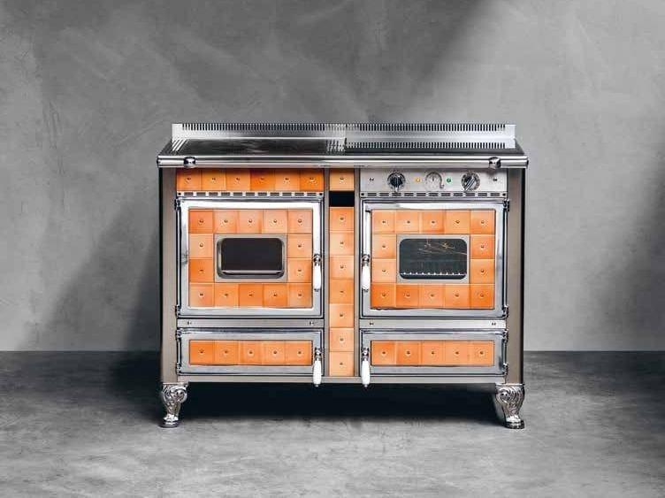 Cucina a libera installazione BORGO ANTICO 120 lge By Corradi Cucine