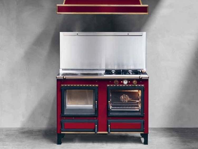 Cucina a libera installazione RUSTICA 120 lge By Corradi Cucine