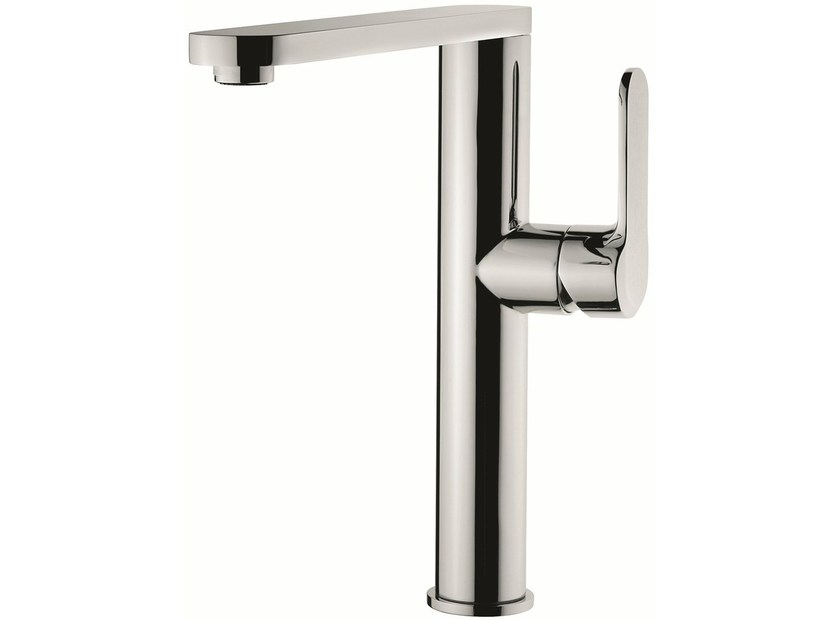 Countertop kitchen mixer tap with swivel spout 77007 | Kitchen mixer tap by EMMEVI RUBINETTERIE