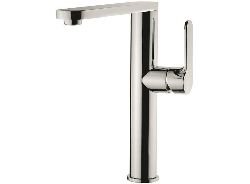 Countertop single handle washbasin mixer 77006 | Washbasin mixer by EMMEVI RUBINETTERIE