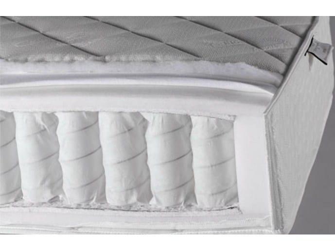 Packed springs washable orthopedic mattress BERT by Meridiani