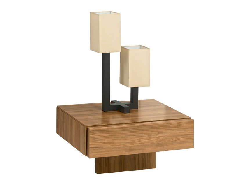 Wooden bedside table PREMIUM by GAUTIER FRANCE