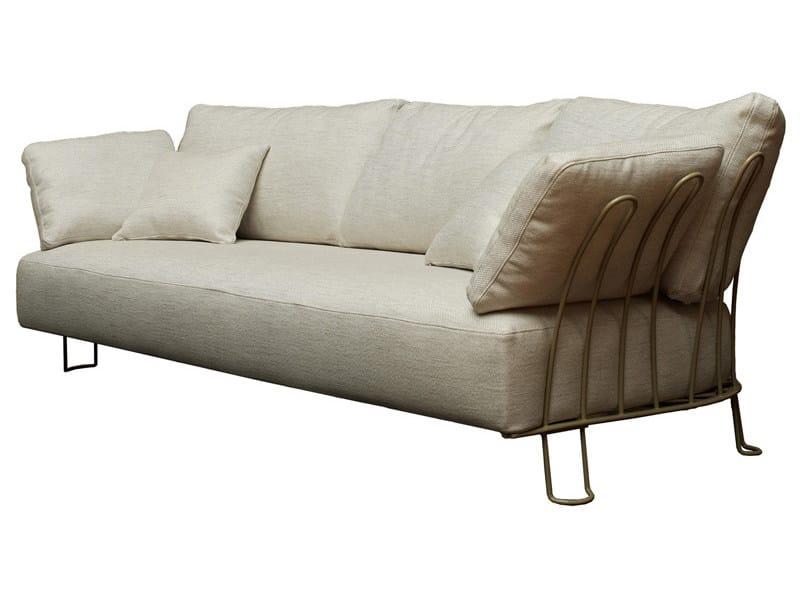 Sofa FLATTER | Sofa by Nube Italia