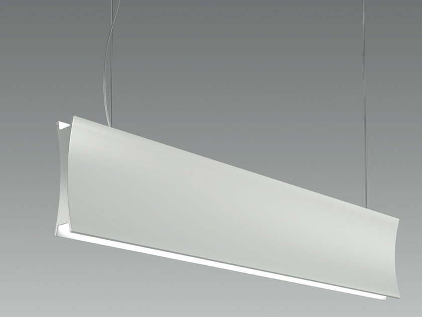 LED metal pendant lamp PARENTESI by Olev