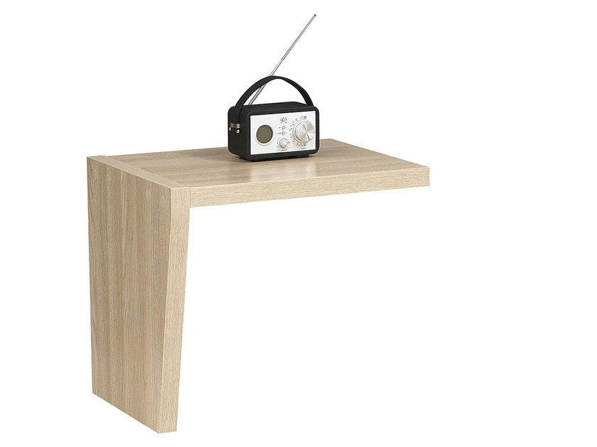 Wooden bedside table URBAN by GAUTIER FRANCE