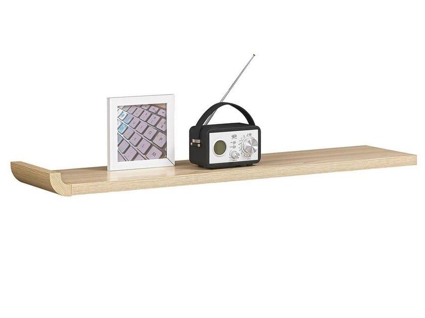 Wooden wall shelf URBAN | Wall shelf by GAUTIER FRANCE