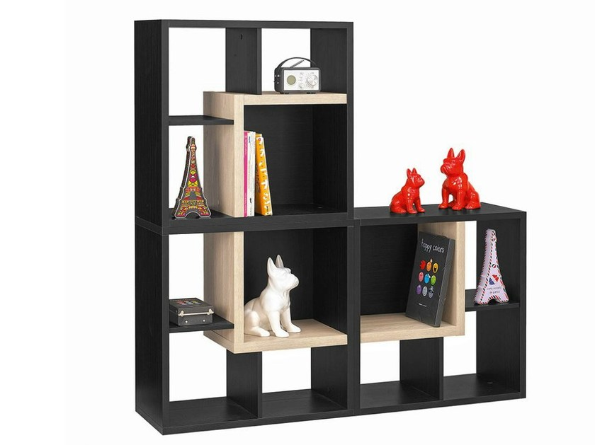 Open Freestanding kids bookcase URBAN - 5 by GAUTIER FRANCE