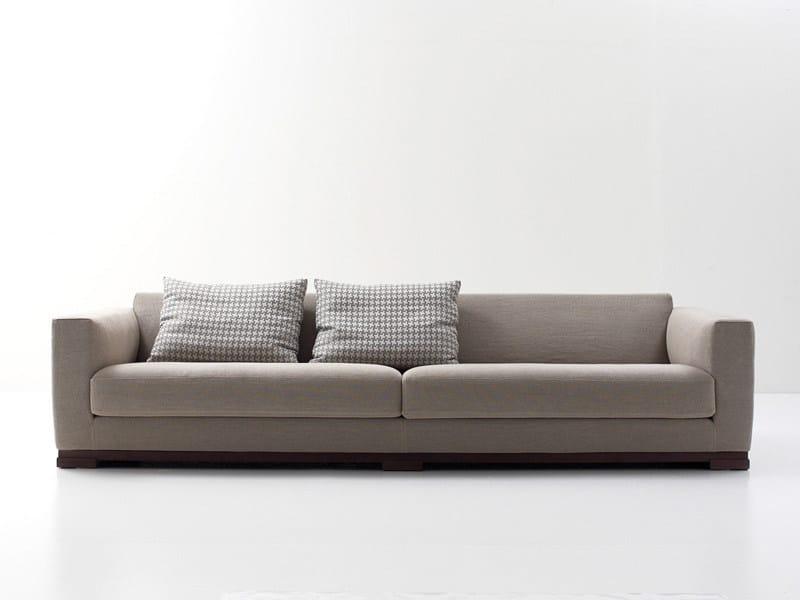 Modular sofa KYBOS by Nube Italia