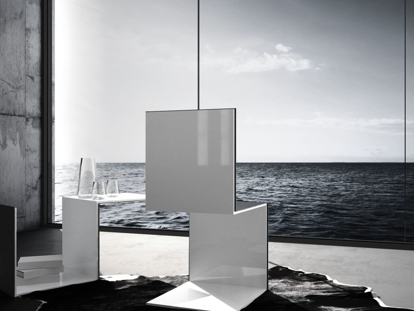 Cantilever chair COMMODUS by RECHTECK