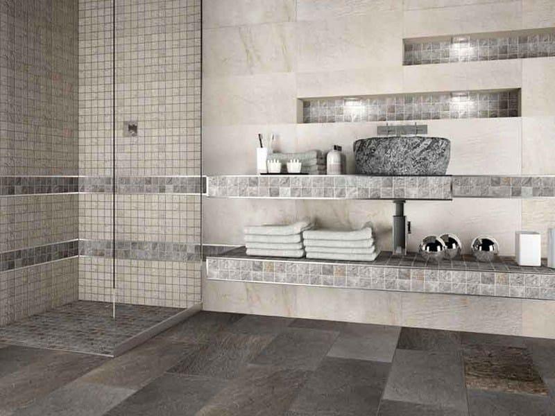 Porcelain stoneware wall tiles / flooring GOLDEN LIGHT by Ceramica Rondine