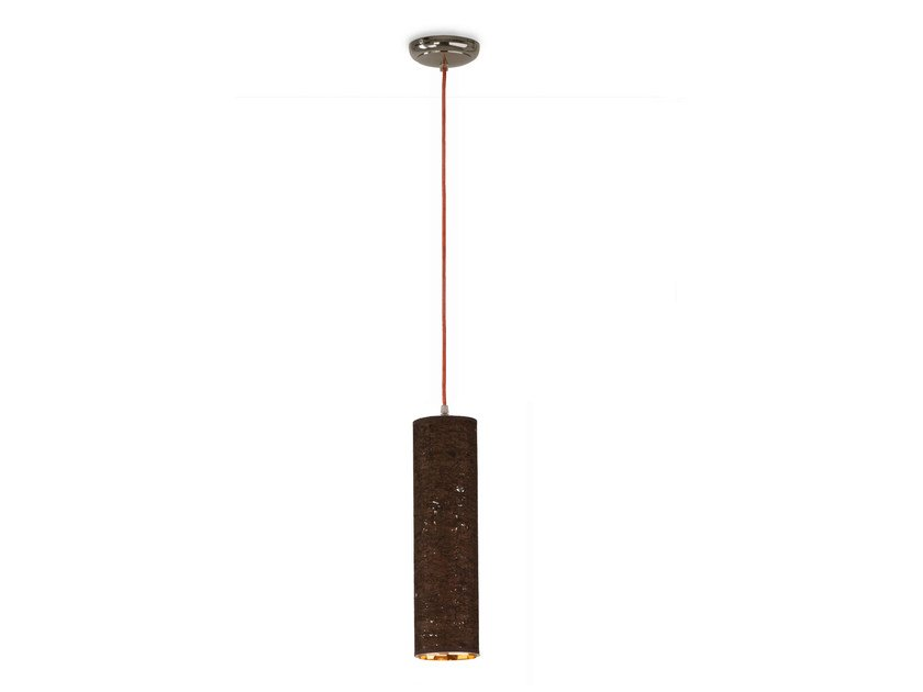 Pendant lamp REFLECTOR 10-2 by Hind Rabii