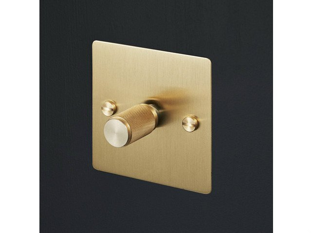 Light switches Light Switches - Brass by Buster + Punch