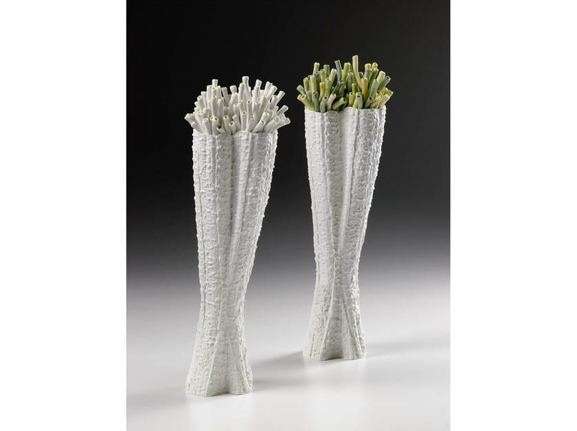 Porcelain vase ANTHOZOA | Vase by Fos Ceramiche