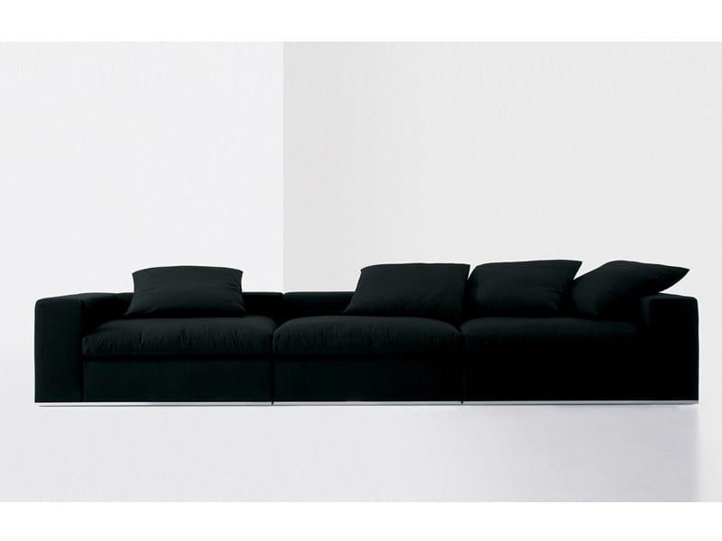 Modular sofa ZAR   Sofa by Nube Italia