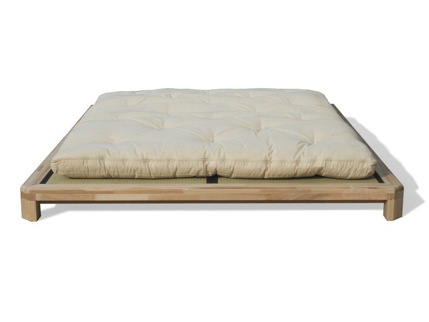 Tatami wooden double bed DOJO H By Cinius