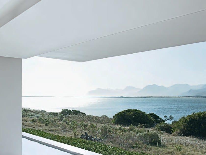 Moisture resistant ceiling panels AQUAPANEL® SkyLite by Knauf Italia