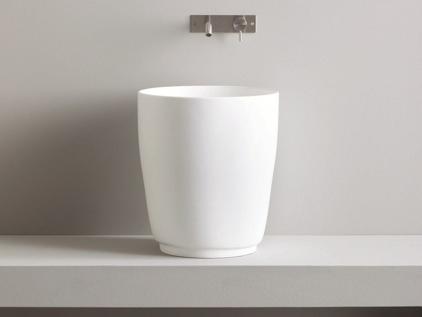 Lavabo da appoggio in Korakril™ JAPAN | Lavabo in Korakril™ by Rexa Design