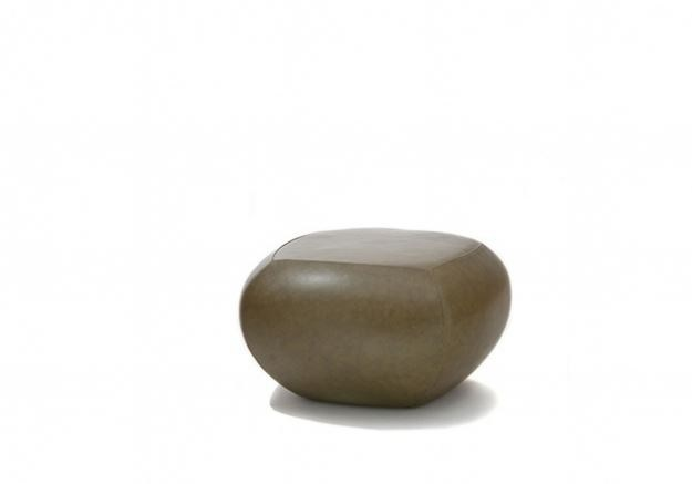 Upholstered pouf DODO by Sedes Regia