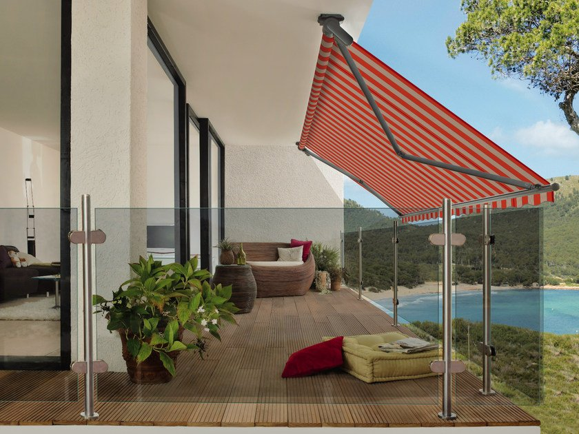 Folding arm awning MARILUX 930 SWING by markilux