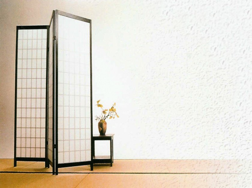 Japanese style screen TATAMI | Screen by Cinius