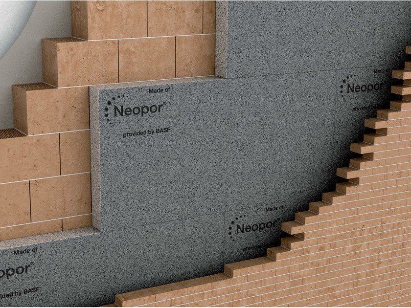 Neopor® per Isolamento in intercapedine