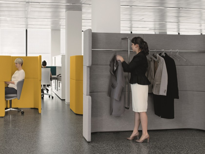 Pannelli divisori per workstation ufficio archiproducts