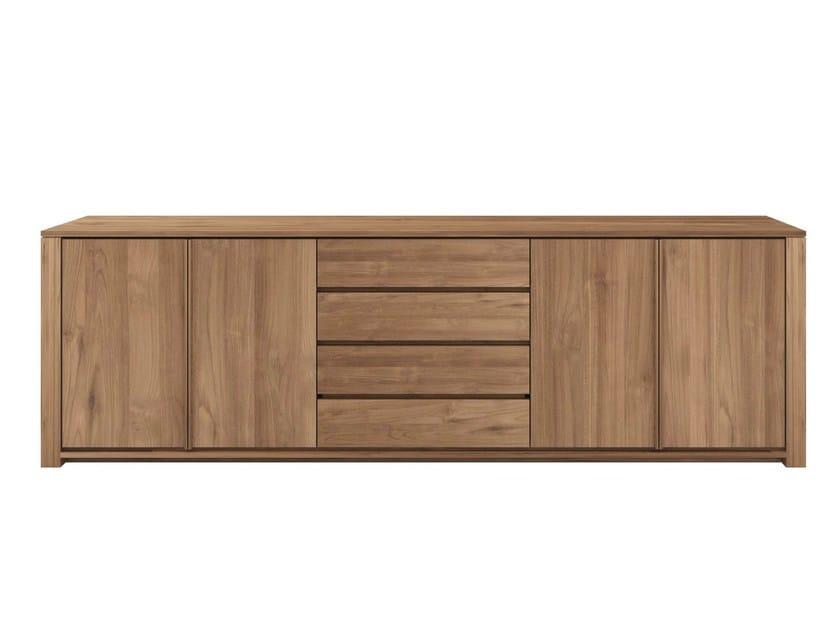 Teak sideboard TEAK LODGE   Sideboard by Ethnicraft