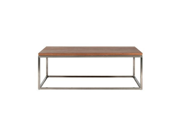 Rectangular teak coffee table TEAK THIN | Coffee table by Ethnicraft