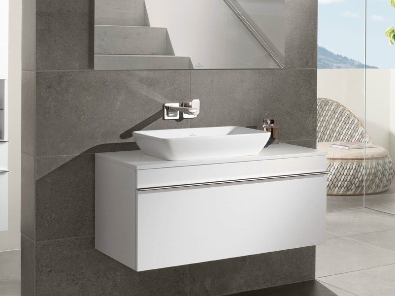 venticello countertop washbasin by villeroy boch. Black Bedroom Furniture Sets. Home Design Ideas