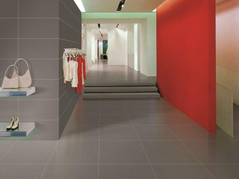 Full-body porcelain stoneware flooring HARLEM by ROMAX
