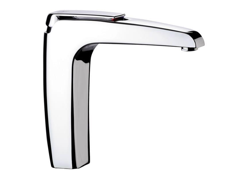 Single handle 1 hole washbasin mixer ATMOS | 1 hole washbasin mixer by Remer Rubinetterie