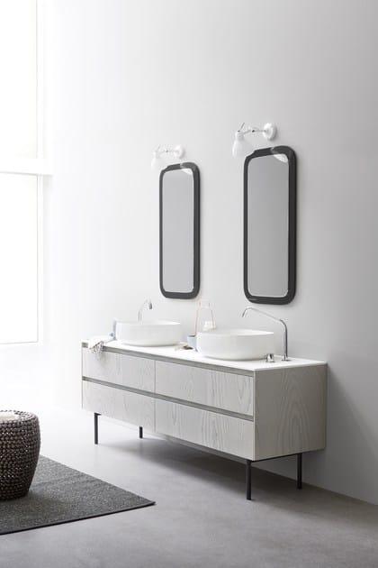 Moode doppel waschtischunterschrank by rexa design for Design waschtischunterschrank