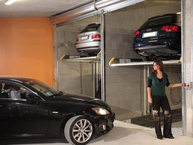 Car hoist and lift SERIES H By IDEALPARK