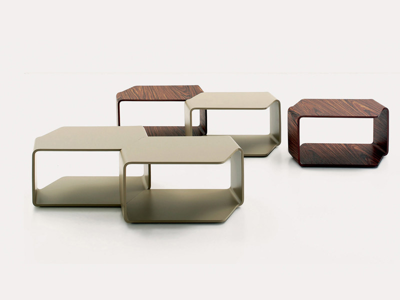 Low coffee table CIRCUS by Nube Italia