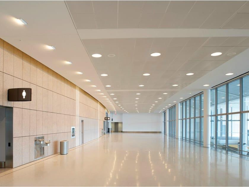 Resin continuous flooring IPM AQUA PERM GF / ITA | Resin continuous flooring by IPM Italia