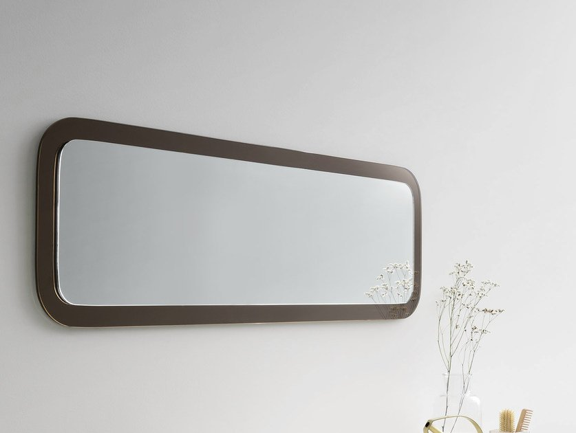 Wall-mounted mirror BRAME | Rectangular mirror by Rexa Design